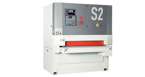 Viet S2 Solid Wood, Veneer, Sealer applications w/three working units