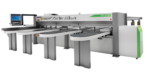 Selco 6 Series Front & Rear Loading Configurations