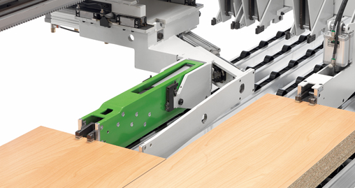 4 Series Twin Pusher Increase Production & Flexibility