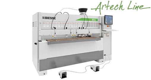 Artech Elix Bore & Dowel Machine