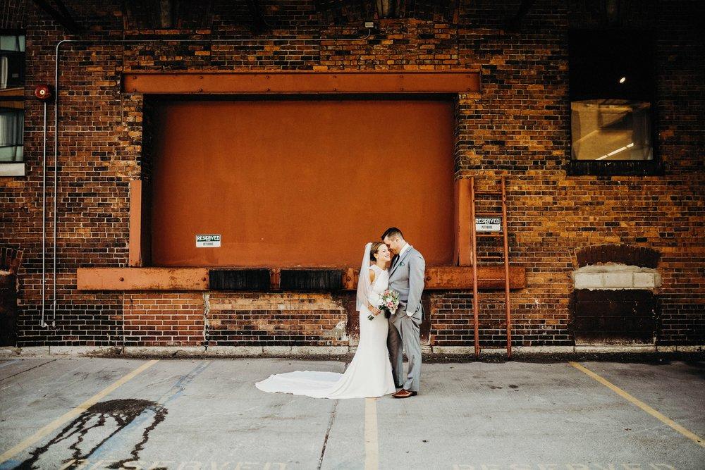 CLASSIC MILWAUKEE WEDDING - See more...