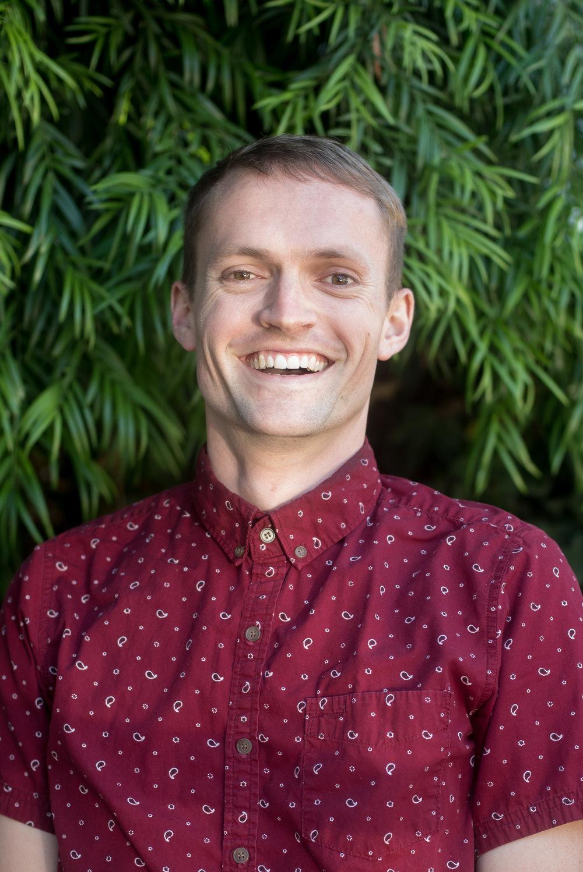 Landon Ranck Westside Collaborative Coordinator