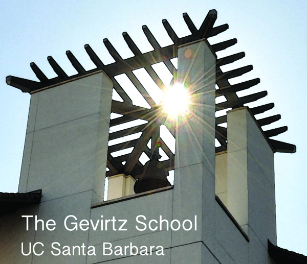 UCSB Gevirtz Graduate School of Education