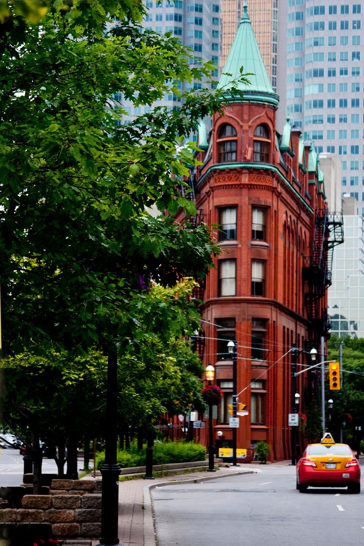 Flat Iron Toronto