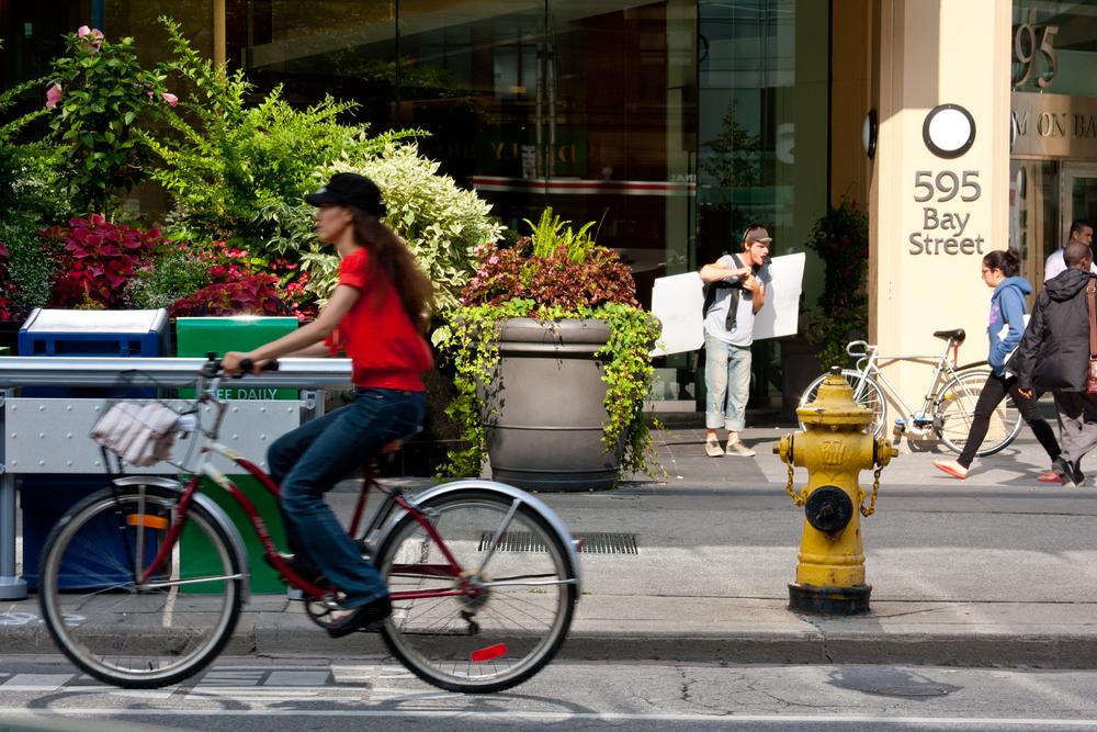 Bay Street Biker