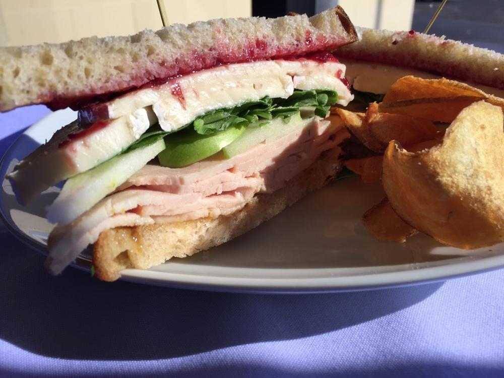 The Runway Turkey Sandwich