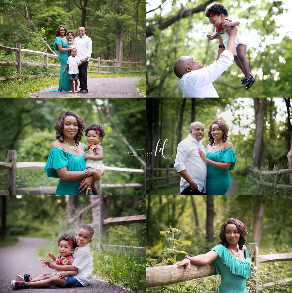 family portrait nj portrait photographer lovely daze photography kenilworth nj