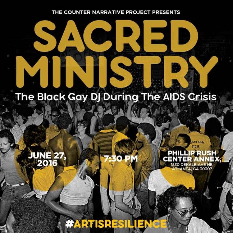 Sacred Ministry (Counter Narrative Project)