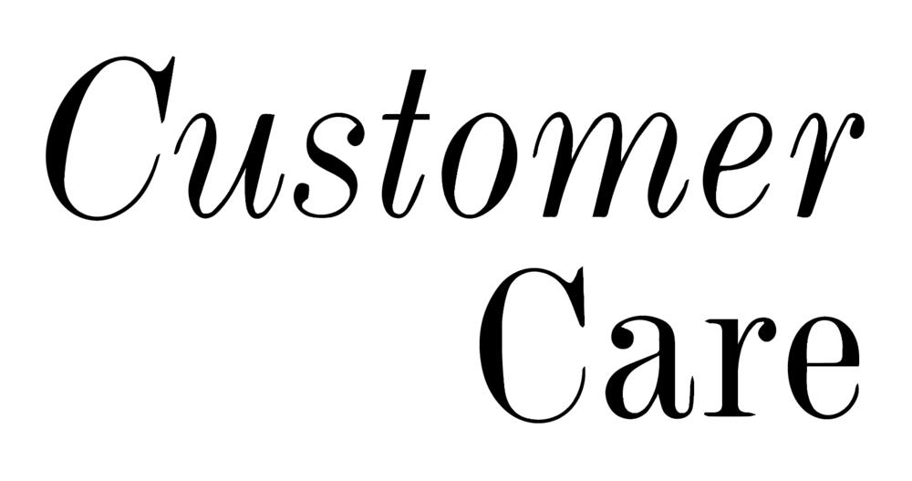 Swimwear Customer Care