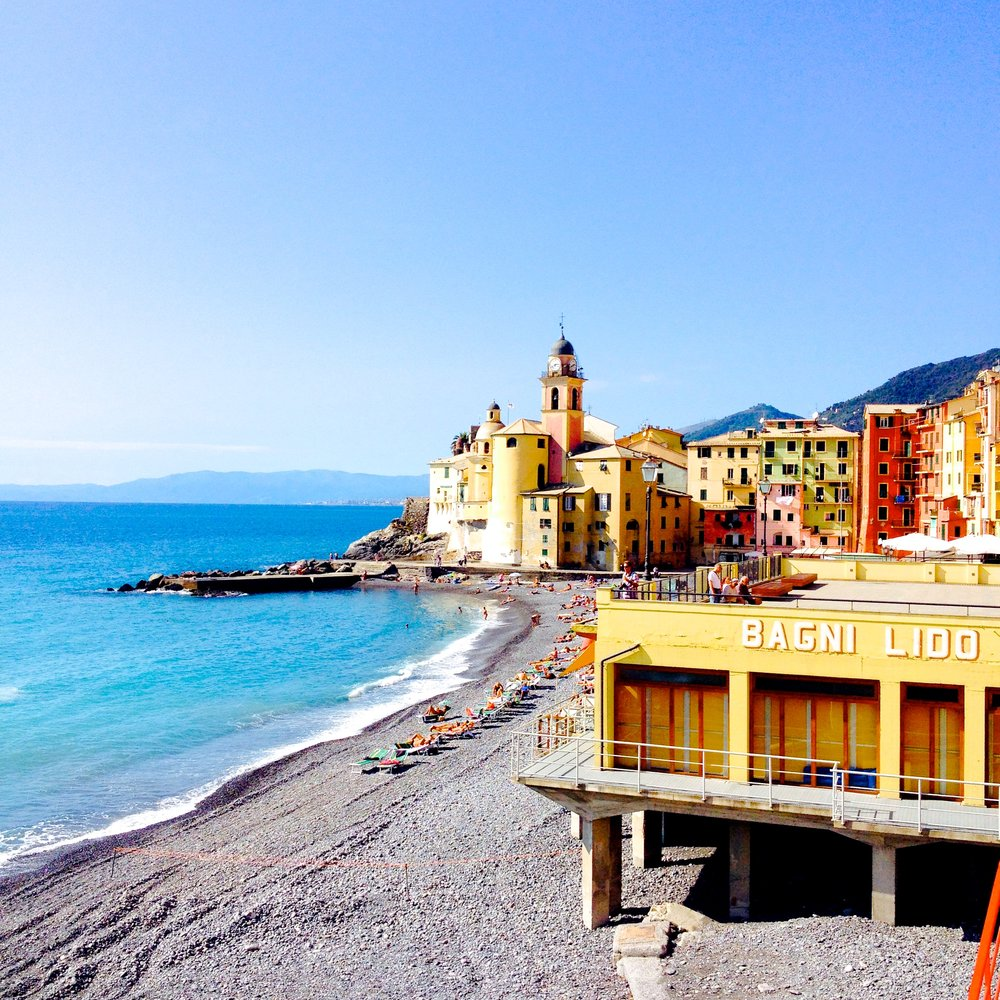 I Am Zazie Riviera Camogli Travel