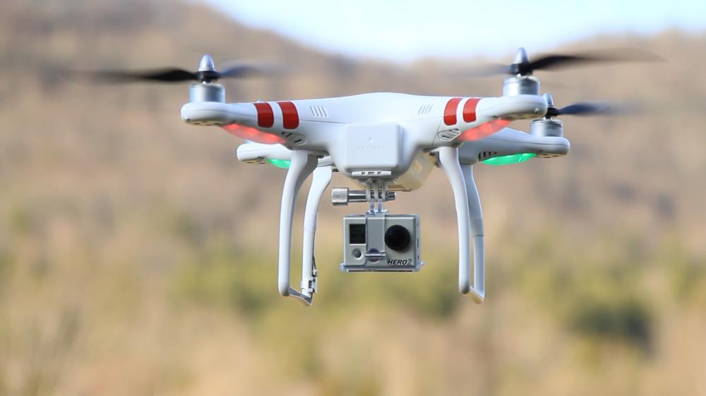 Chinese-madeDJI Phantom Drone