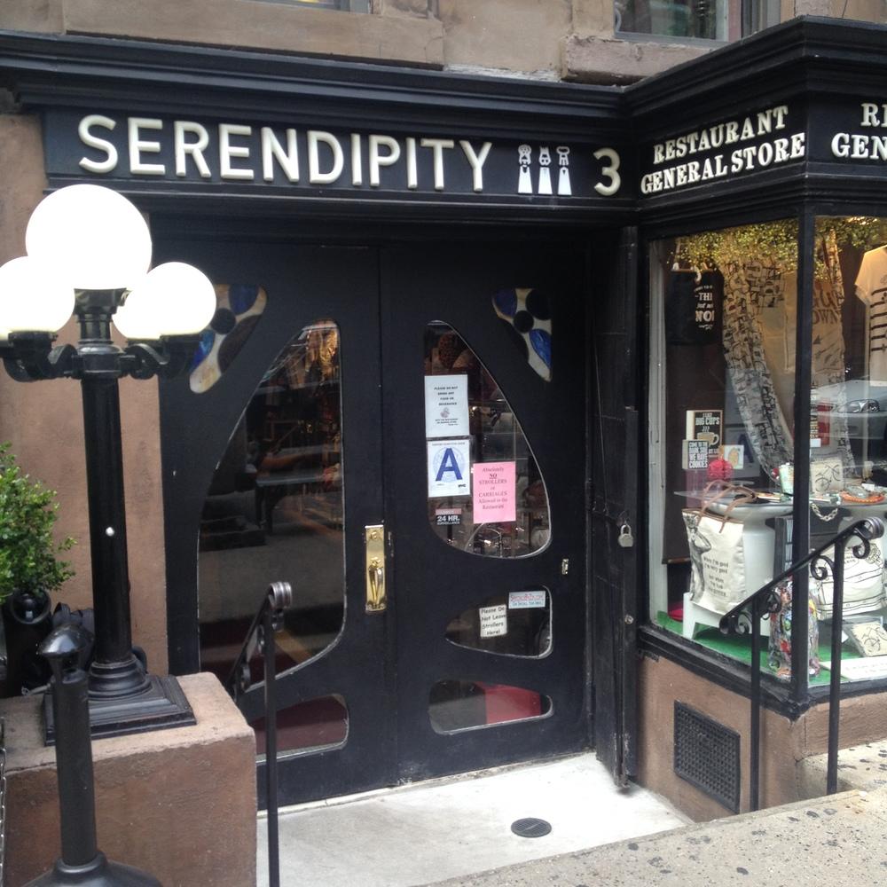 Serendipity III