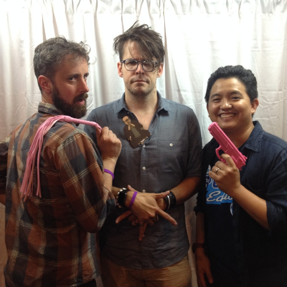 Matt Fraction and Chip Zdarsky