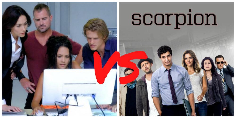 MacGyver vs Scorpions
