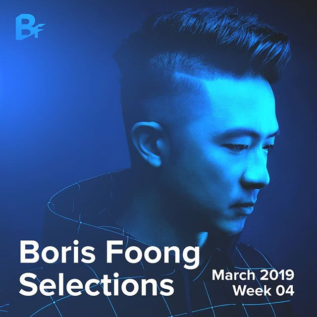 Here are my track selections for the final week of March! . Do subscribe and follow my Spotify! . Link in bio! . #TranceFamily #BorisFoong #BF #Spotify #BFSelections #March2019 #Week4