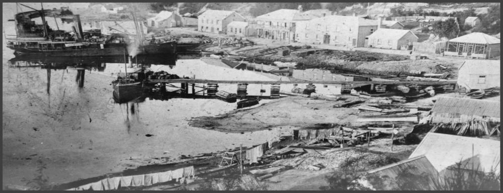 Strahan, 1900