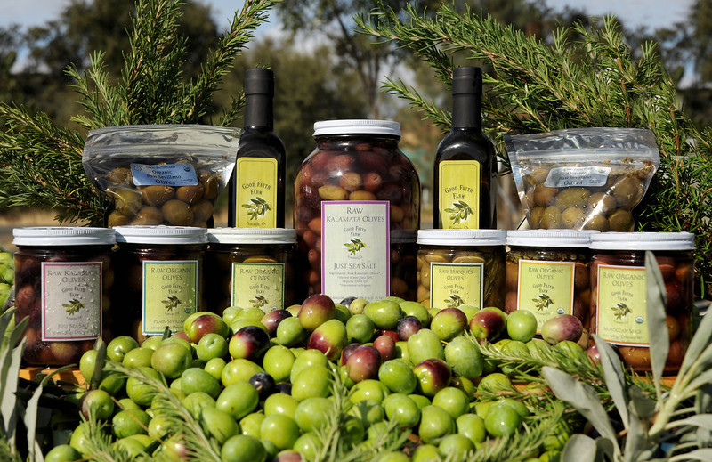 olive products