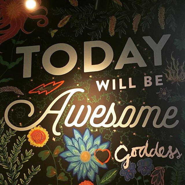 Let it be awesome!