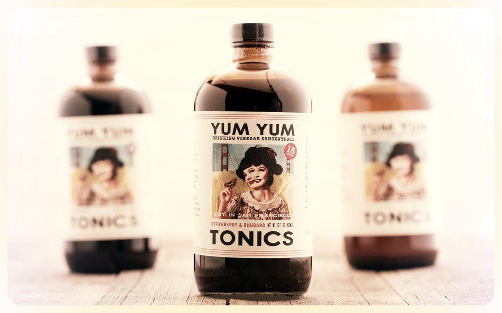 Yum Yum Tonics