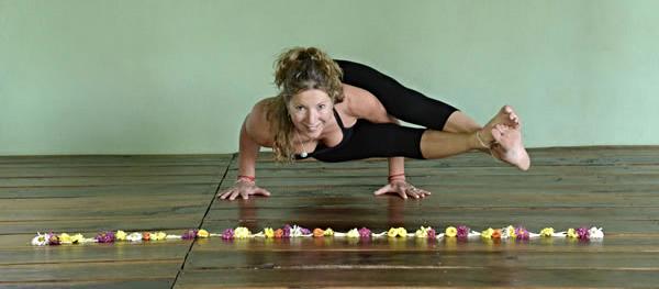 Heather Elton teacher training in Nepal