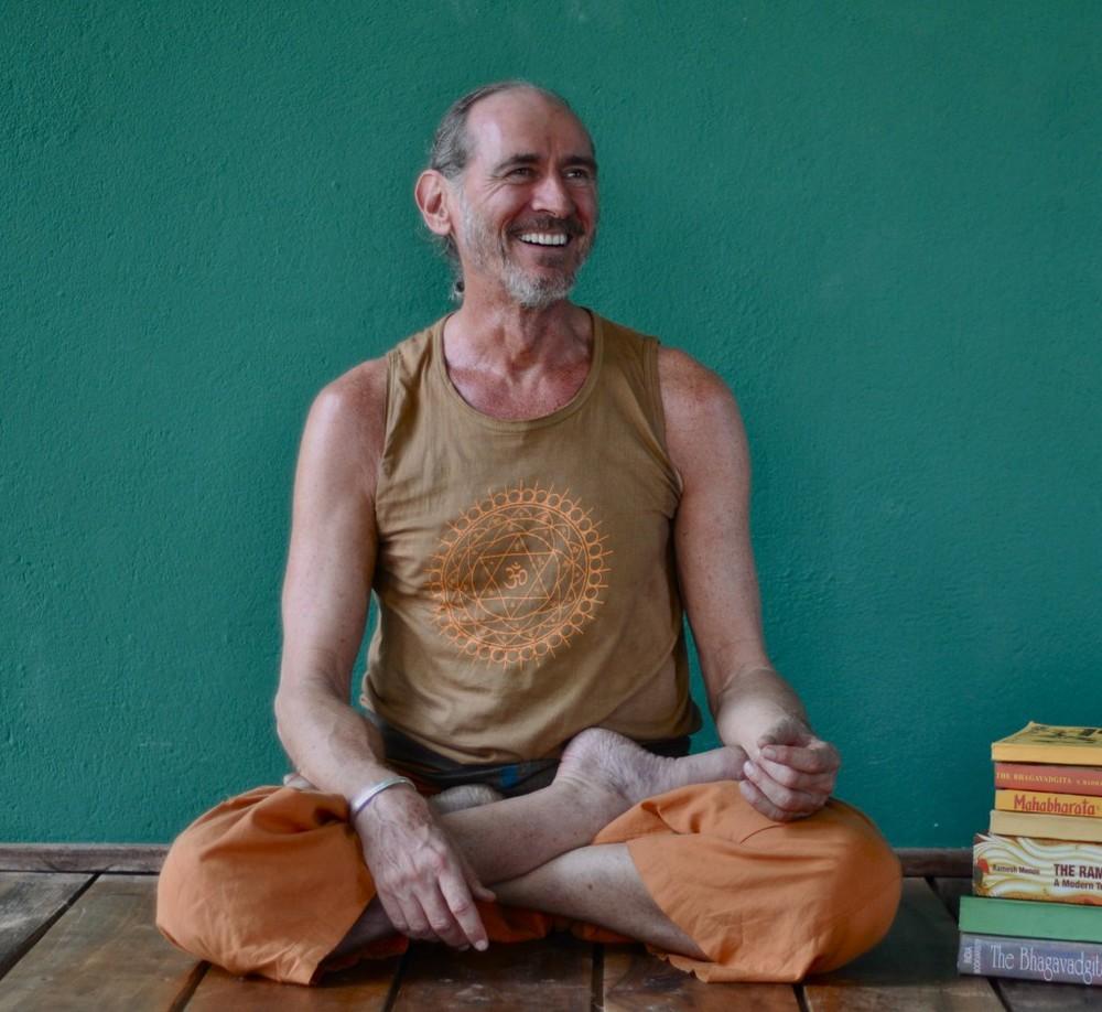 Emil Wendel yoga TTC in Nepal