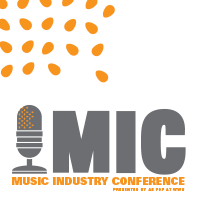 Music Industry Conference - Branding // Collateral