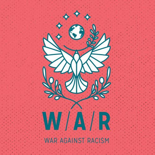 War Against Racism - Creative Direction // Branding // Website Design