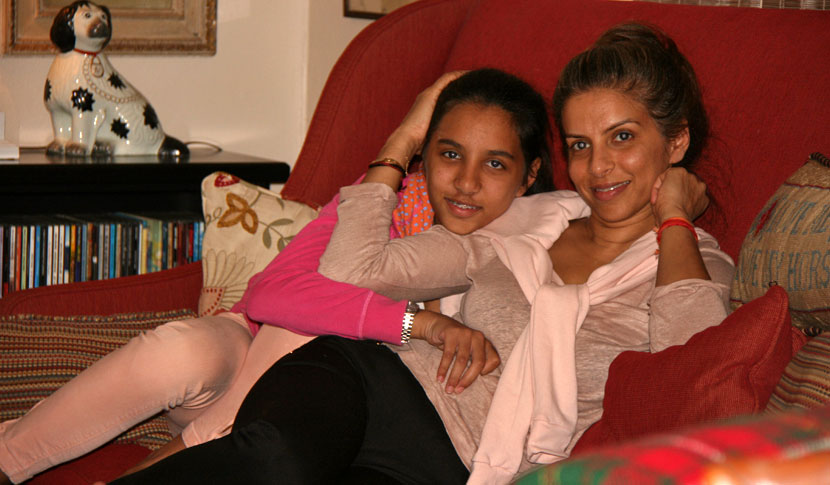 Gyana and Vanashree Singh