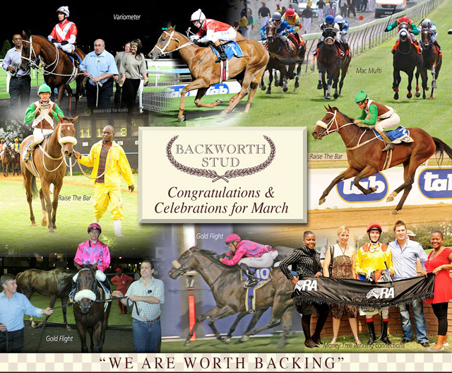 Backworth Stud March Horse Racing Results