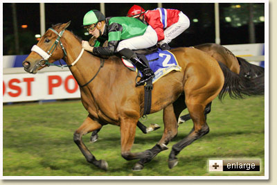 Chocolicious wins at Greyville