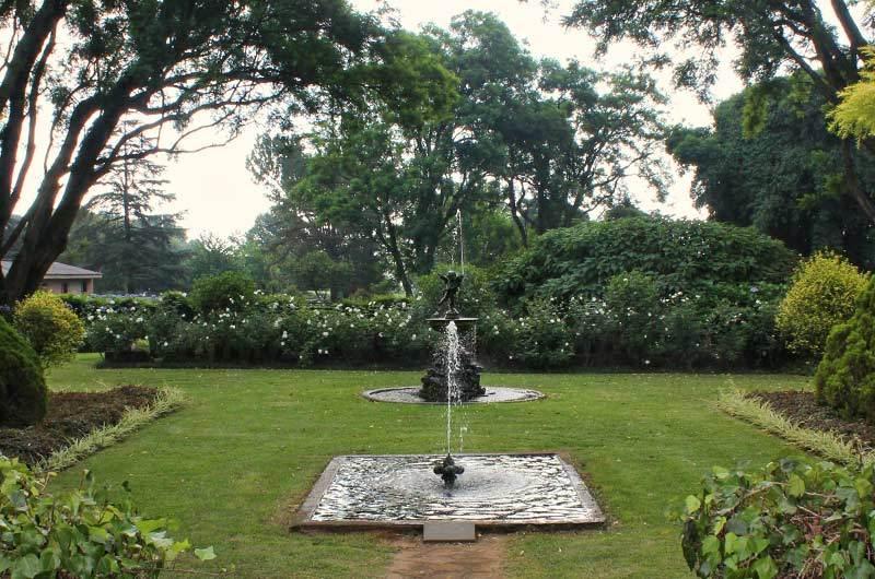Backworth Stud Garden Fountains