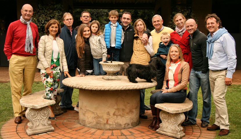 de clerk and bouckaert families