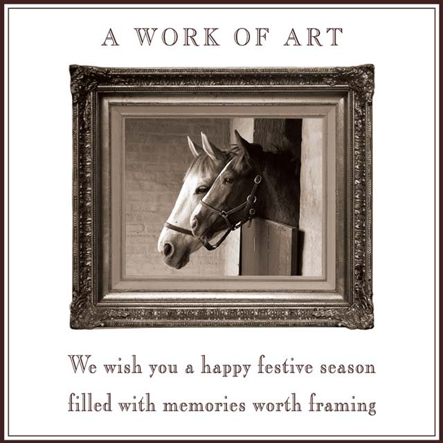 Backworth Stud - A Work Of Art
