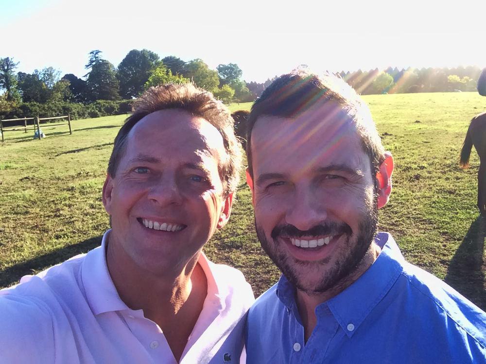 Ian Todd, Paul Bushell