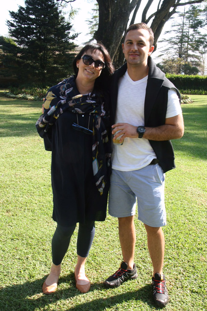 Sharon & Ryan Azzie