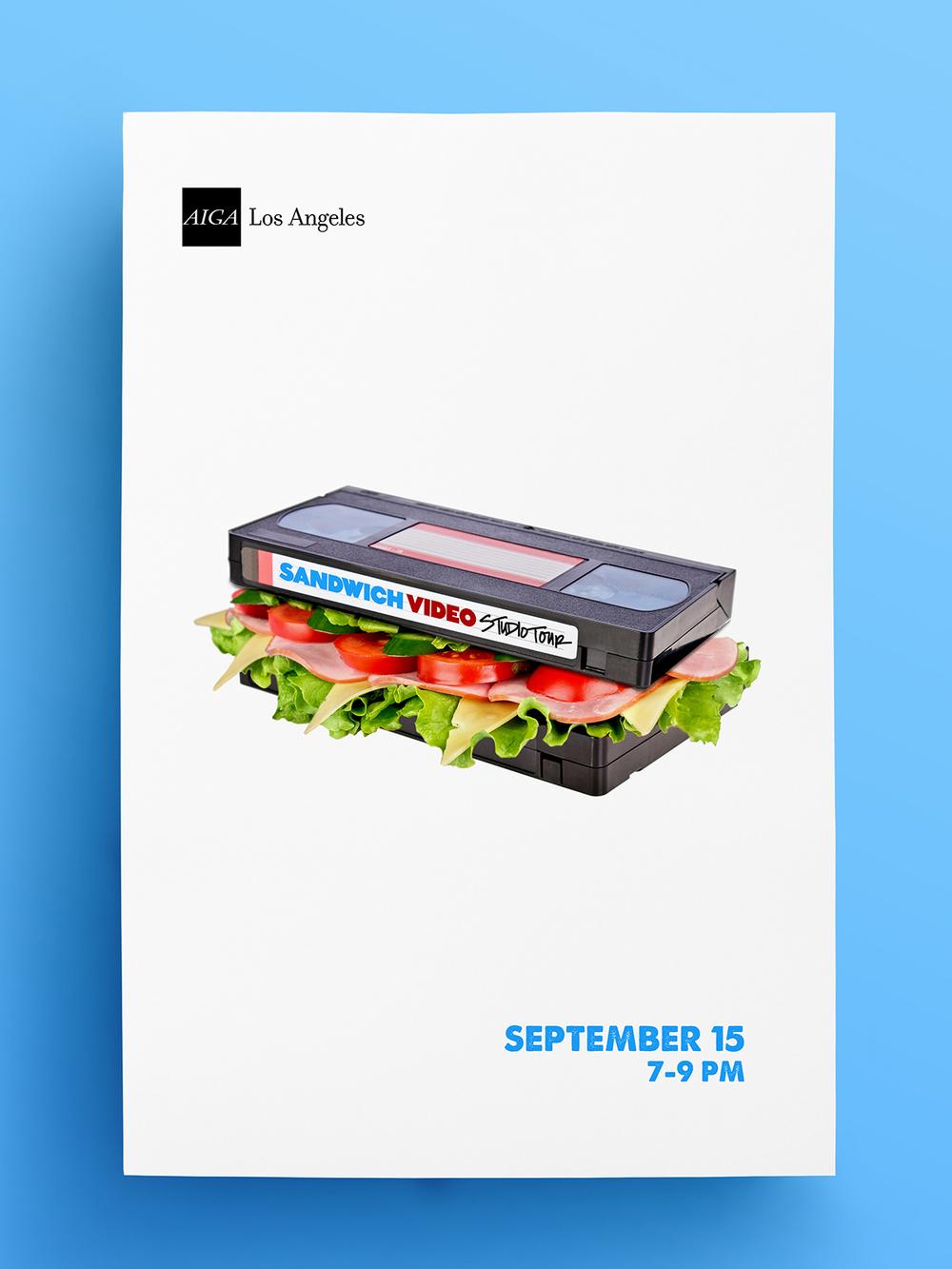 Sandwich Video Studio Tour