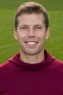 Hlavní trenér Richard Svoboda