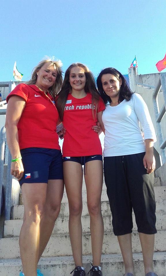 Mistrovství světa juniorů Bydhošť 2016