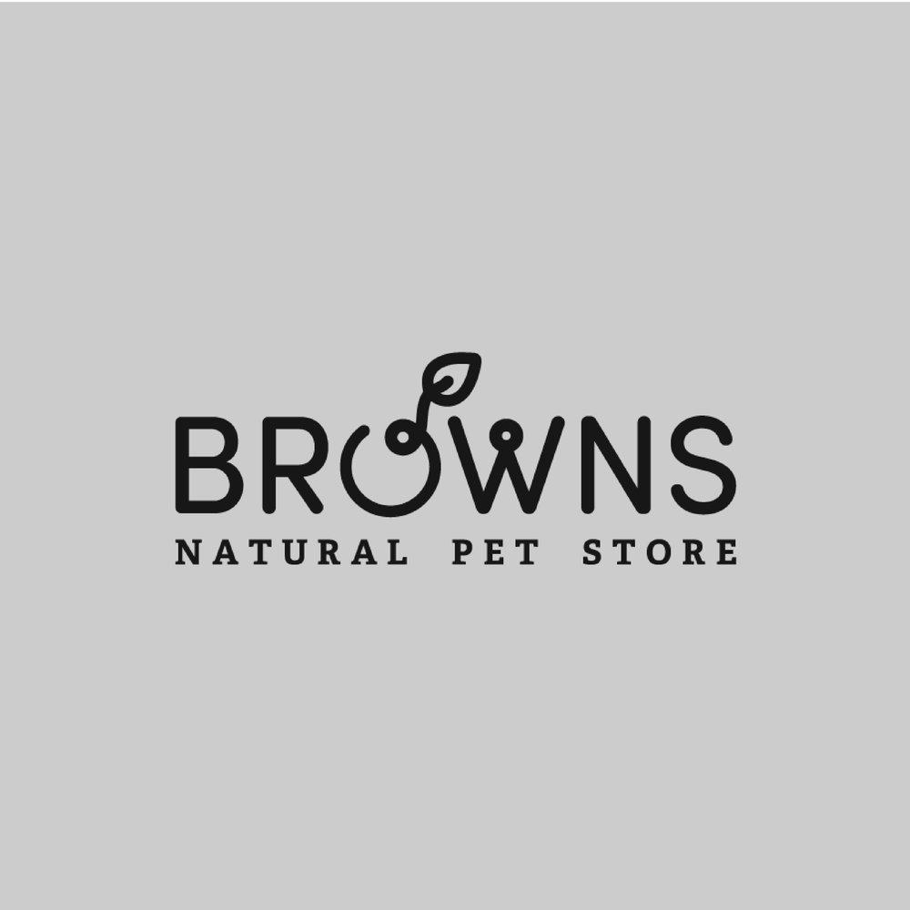 Browns Natural Pet Store