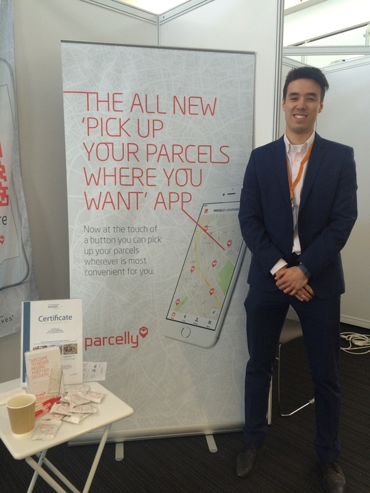 The Home Delivery World Europe show was a great success and it was great to meet some of the best and brightest minds in the delivery industry. We look forward to next year's show!