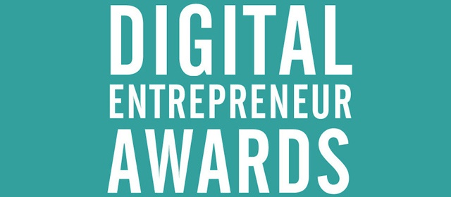 Parcelly: 'Best use of Mobile Technology'- Digital Entrepreneur Awards 2016