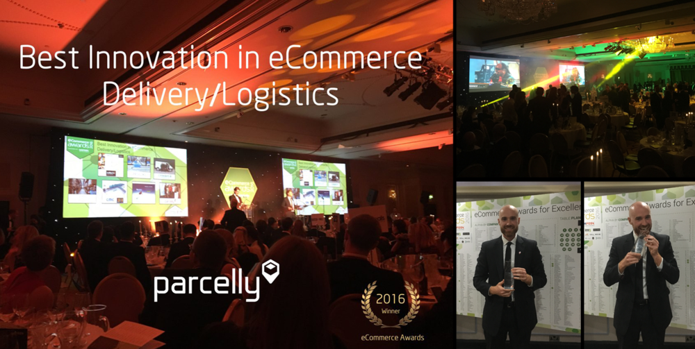 eCommerce for Excellence Awards celebrations 2016, London Marriott Hotel
