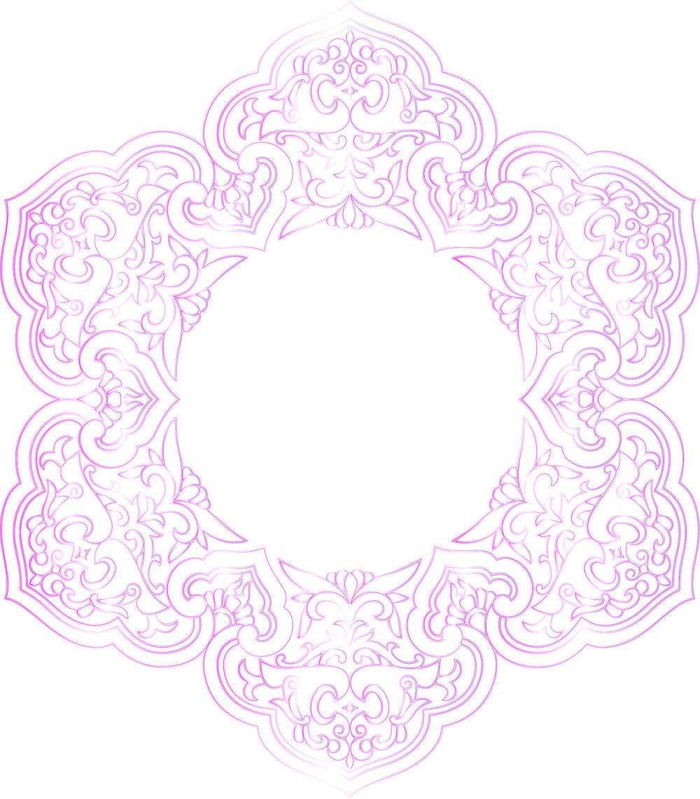 Lotus lattice bw.png
