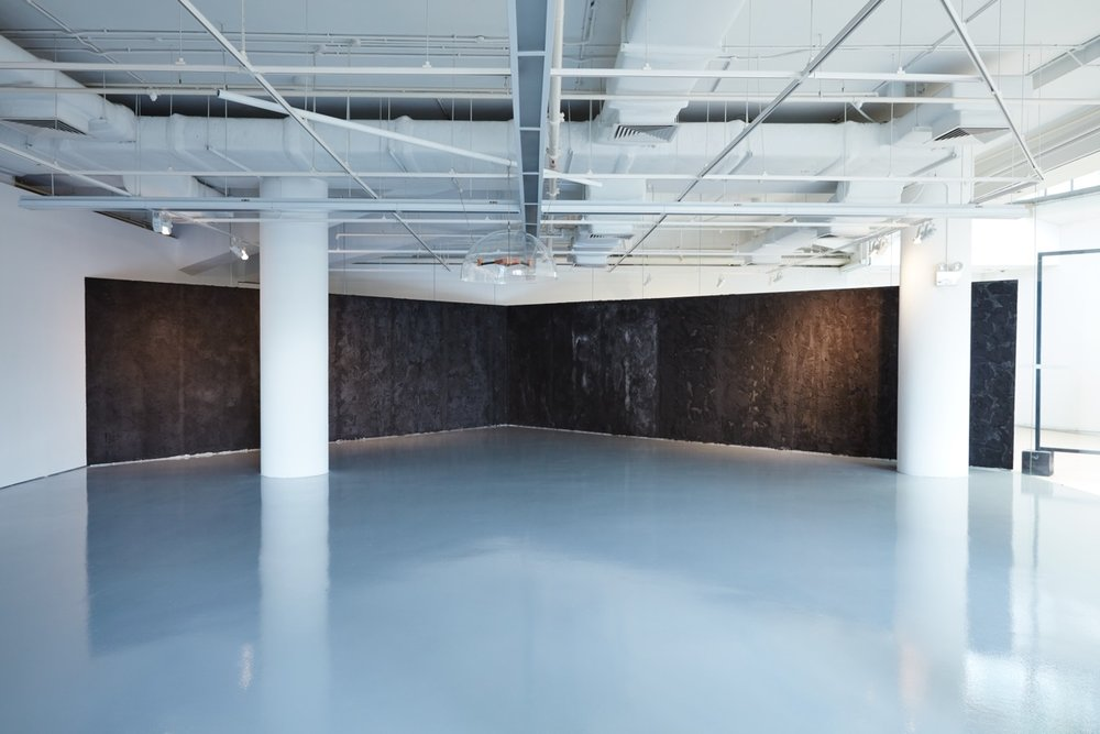 Joshua Comaroff, Skin Deep Black—Hut, Singapore Biennale Affiliate project, exhibition catalogue essayThe installation is a quiet, dark eminence—a sort of ka'aba at the centre of what Widjaja calls his 'internal architectures'. -