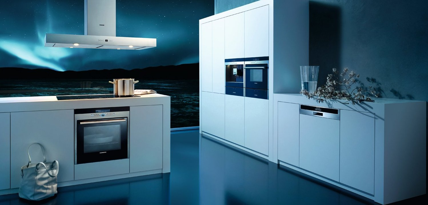 Siemens - Peter Crisp Kitchen and Bathroom Design