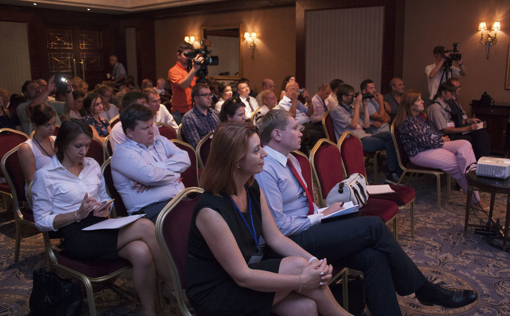 "Agricultural Forum ""Effective agri-financing: problems and solutions"" at InterContinental Hotel, Kyiv"