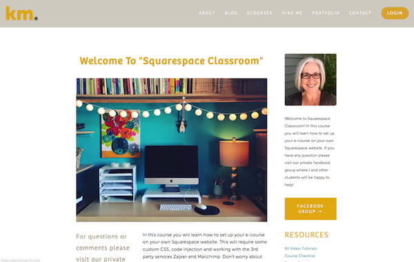Part 3: Best Squarespace Templates For Your Type of Business ...
