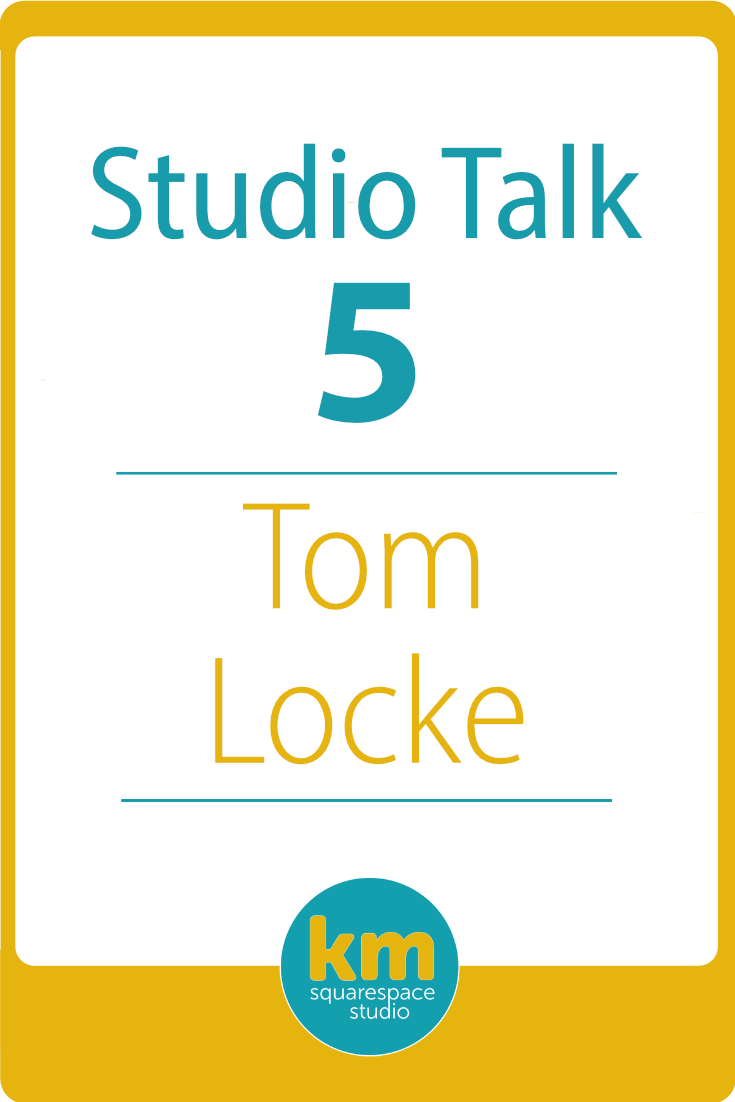 Studio Talk 5・Tom Locke at Hive Social