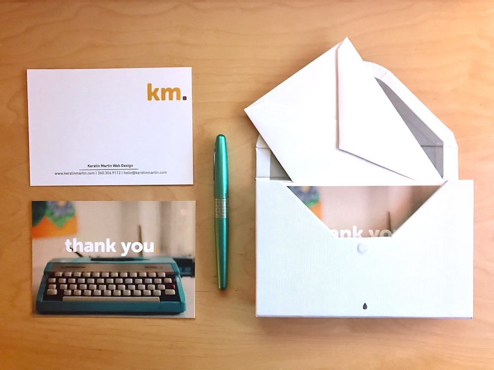 How to get new clients - free mini course from an experienced Squarespace web design professional・Kerstin Martin Squarespace Studio