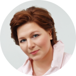 Lina Savranskaia testimonial for Kerstin Martin Squarespace Studio